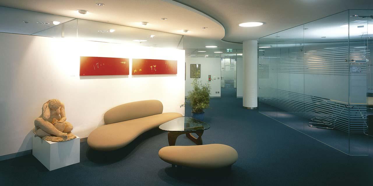 Innenarchitektur mit Glas - Urban - Der Maler. Der Glaser. Ihr ...